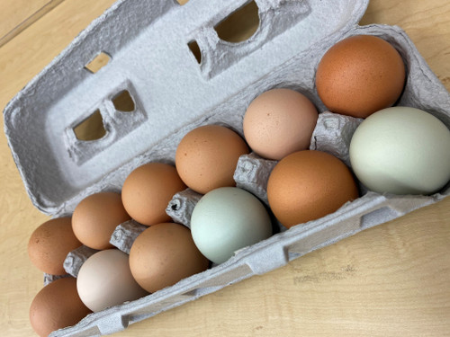 Eggs - 1 dozen (Pickup Item Only)