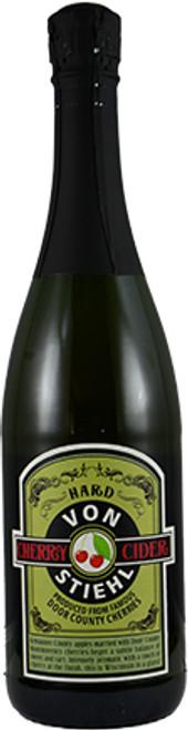 Von Stiehl Hard Cherry Cider (Pickup Item Only)