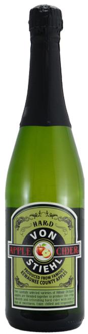 Von Stiehl Hard Apple Cider (Pickup Item Only)