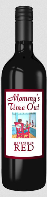 Mommy's Time Out Delicious Red (Pickup Item Only)