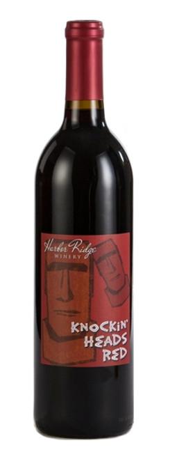 Harbor Ridge Knockin Heads Red (Pickup Item Only)