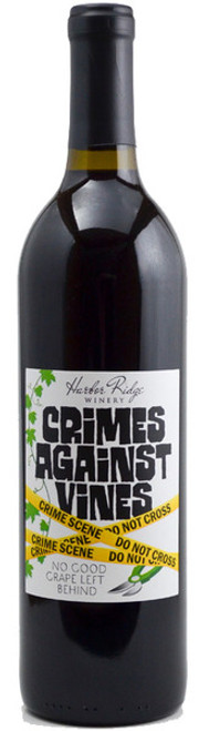 Harbor Ridge Crimes Against Vines (Pickup Item Only)