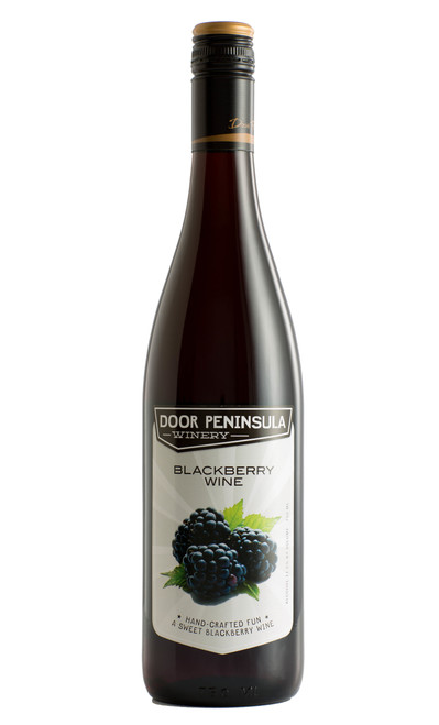Door Peninsula Winery Blackberry (Pickup Item Only)