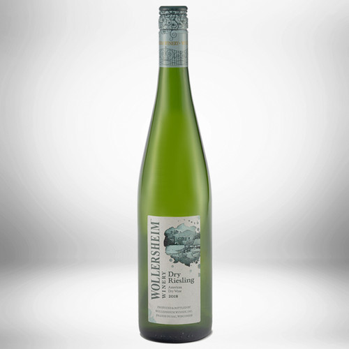 Wollersheim Dry Riesling (Pickup Item Only)