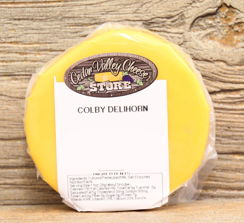 Colby Delihorn