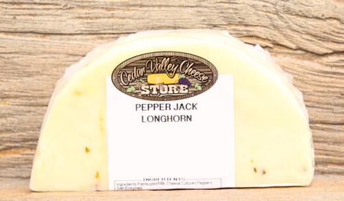 Pepper Jack Longhorn