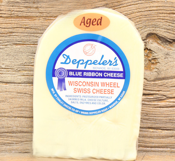 Deppeler's Aged Swiss