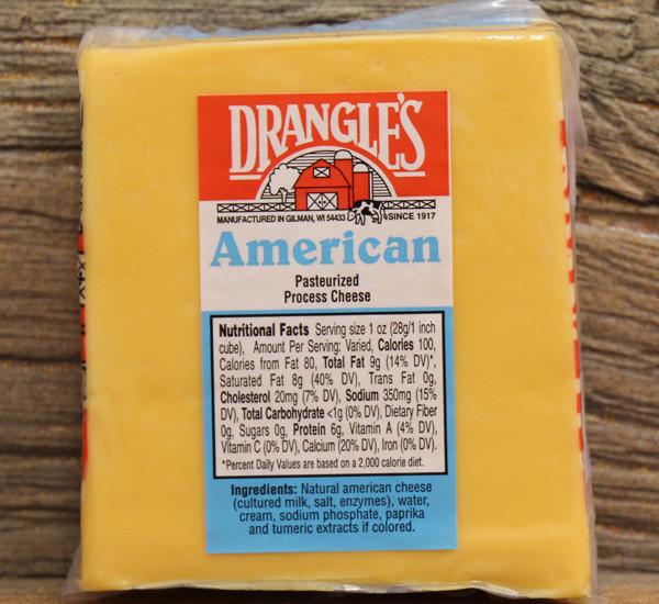 Drangle's American