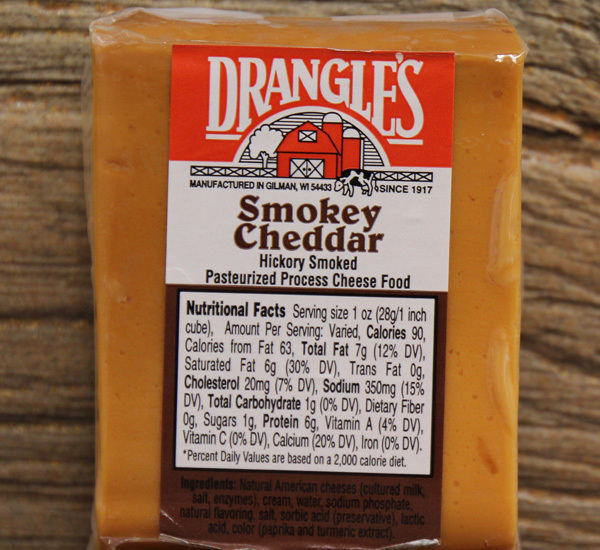 Drangle's Smokey Cheddar