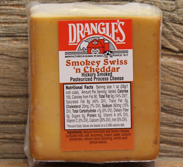 Drangle's Smokey Swiss n Cheddar