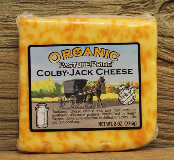 Organic Colby Jack