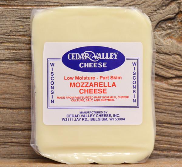 Part Skim Mozzarella