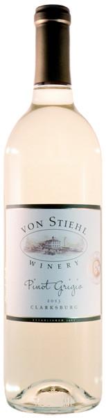 Von Stiehl Pinot Grigio (Pickup Item Only)