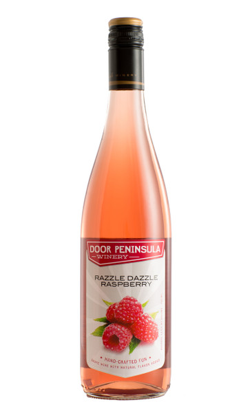 Door Peninsula Winery Razzle Dazzle Raspberry (Pickup Item Only)