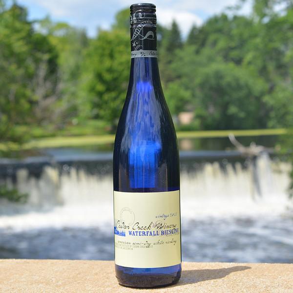 Cedar Creek Winery Waterfall Riesling (Pickup Item Only)