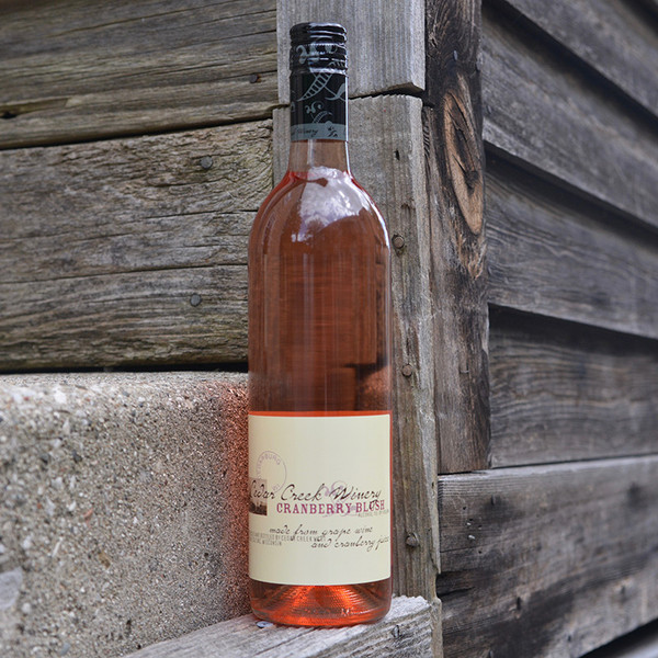 Cedar Creek Winery Cranberry Blush (Pickup Item Only)