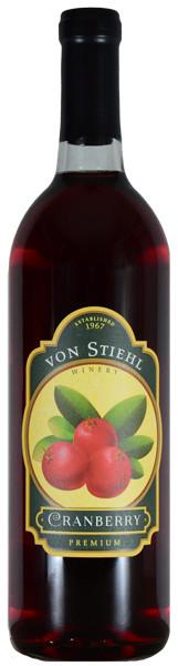 Von Stiehl Cranberry (Pickup Item Only)