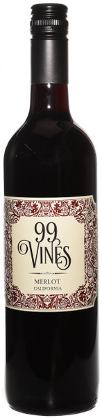 99 Vines Merlot (Pickup Item Only)