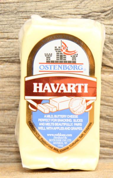 Ostenborg Havarti