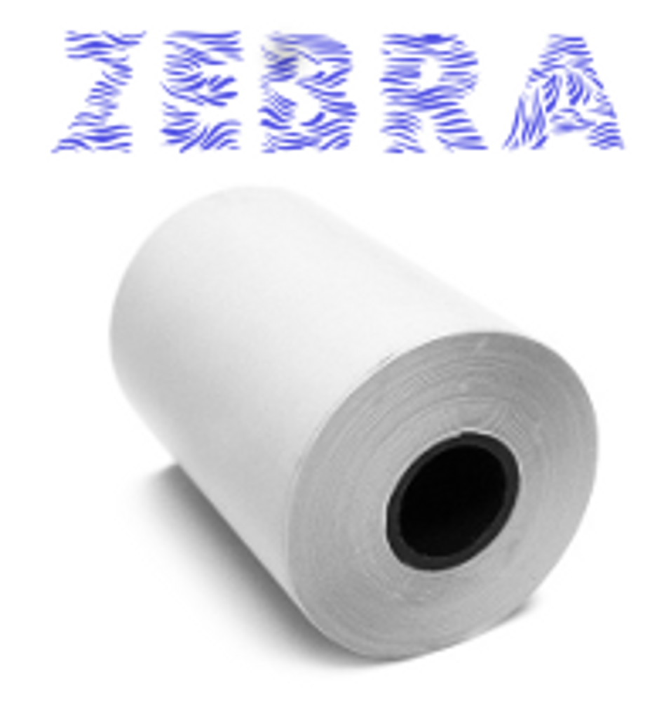 Thermal Paper for Zebra Mobile Printers