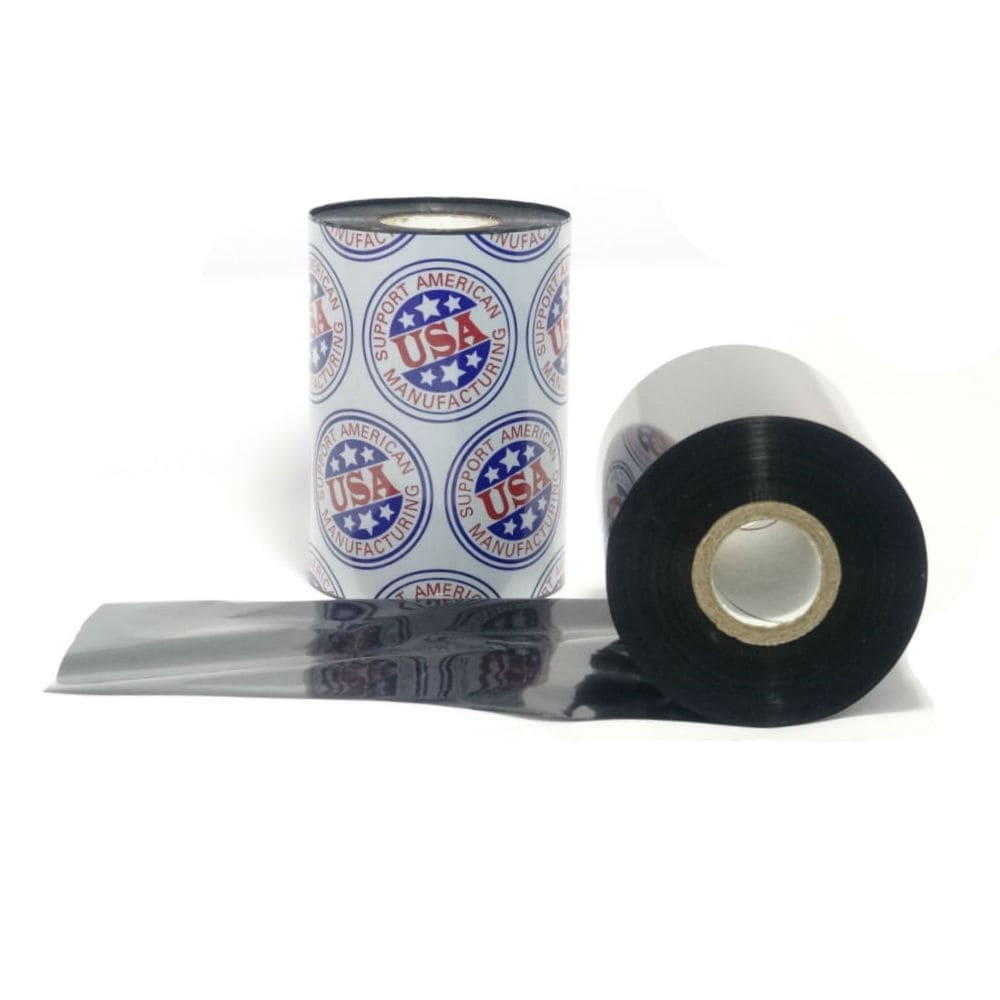 "Resin Ribbon: 2.00"" x 1,345' (50.8mm x 410m), Ink on Inside, General Use, $8.75 per roll"
