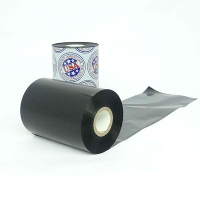 "Wax Resin Ribbon: 1.57"" x 1,476' (40.0mm x 450m), Premium"