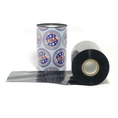 """Wax Resin Ribbon: 4.33"""" x 984' (110.0mm x 300m), Premium"""