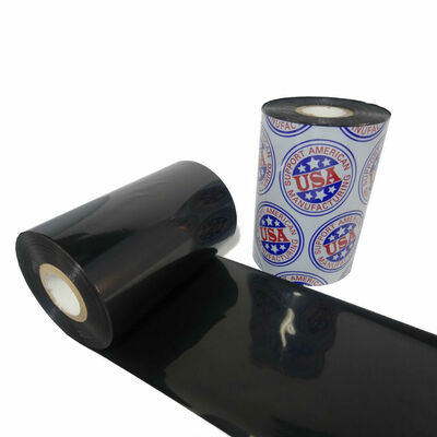 """Resin Ribbon: 1.57"""" x 984' (40.0mm x 300m), Ink on Outside, Wicked Tough, $8.71 per Roll in 24 Roll Case"""