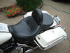 HARLEY DAVIDSON ROAD KING WITH TWO PIECE SEAT