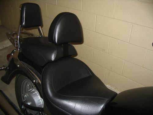 KAWASAKI 1600 NOMAD or VULCAN FOR USE WITH MUSTANG SEATS