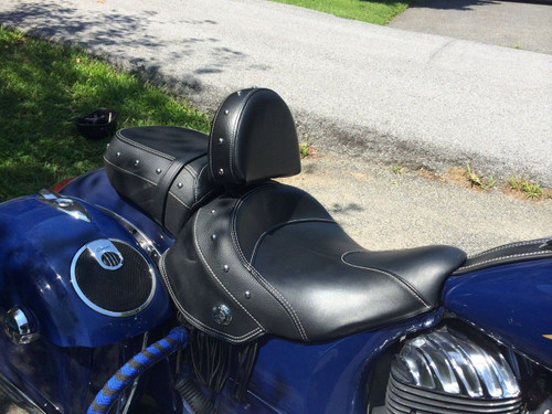 2014 - UP Indian Touring Black will fit the Roadmaster, Chieftan, Springfield or Darkhorse