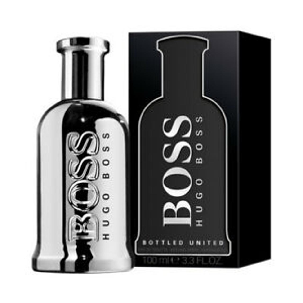Wählen Sie für authentisch Kauf authentisch ganz nett Hugo Boss United by Hugo Boss for Men (100ML) EDT Tester