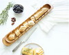 Baguette Board with Pewter Knife