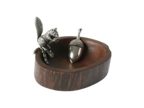 Squirrel Nut Bowl & Scoop