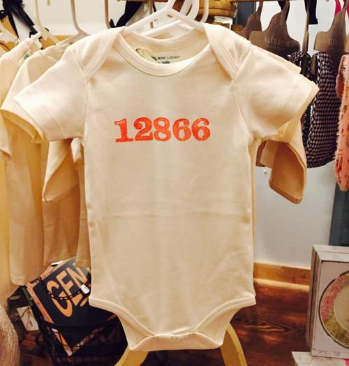 12866 Onesie - Short Sleeve