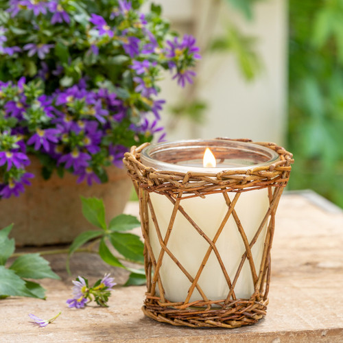 Back Porch Willow Candle
