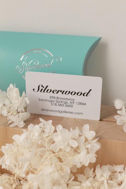 Silverwood $50 Gift Card