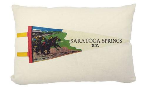 Saratoga Springs Pennant Lumbar Pillow