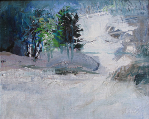 The Last Snow by Catherine Minnery
