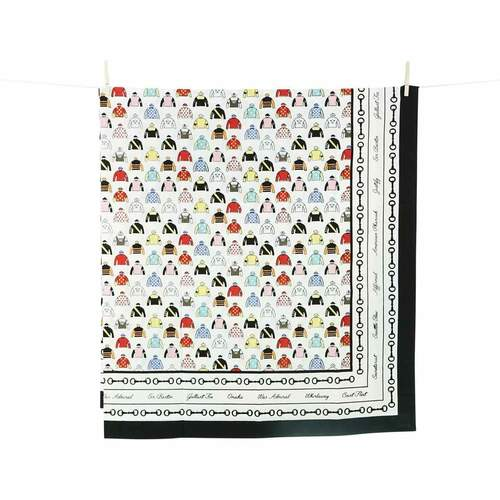 Triple Crown Table Cloth 60x90 in