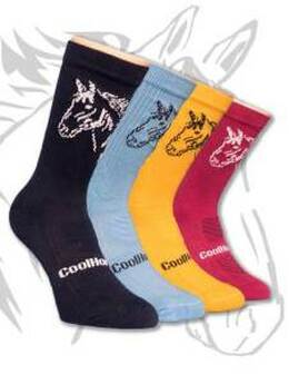 Cotton, Cool horse socks Short Socks