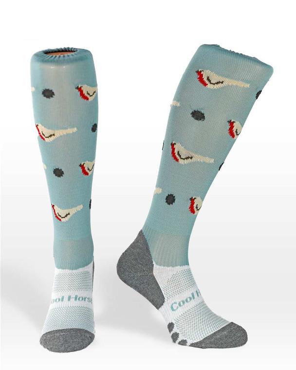 Robin | Horse riding socks