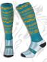Aztec Winter | Horse riding socks