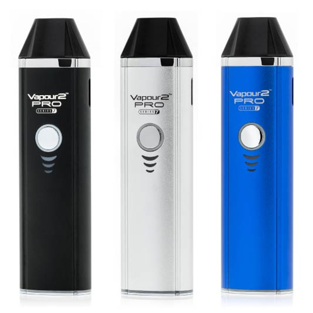 Vapour2 PRO Series 7 with dry herb vaporizer option