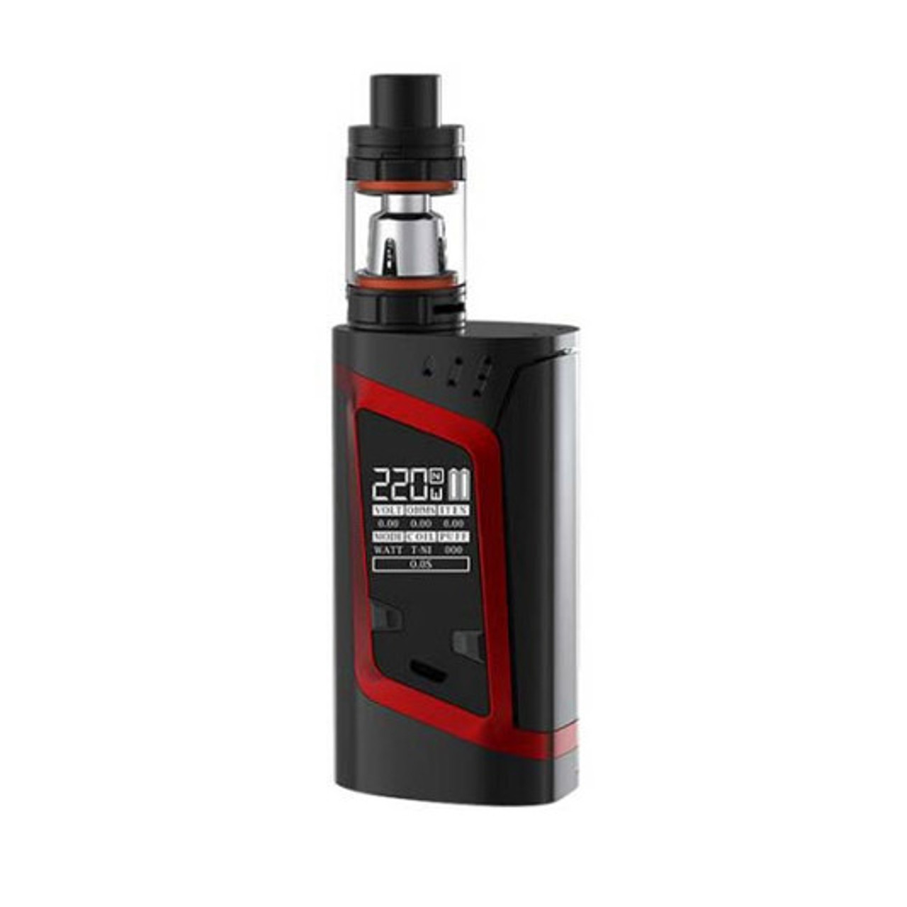 Smok Alien direct-to-lung vaping device
