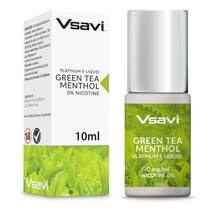 Green Tea Menthol V2 Platinum E-liquid