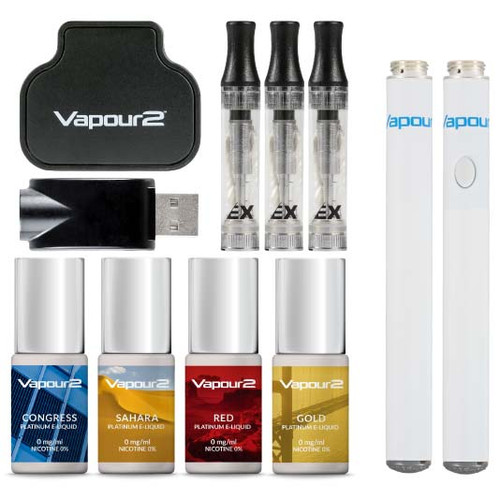 Vapour2 E-Liquid Vape Pen Sampler Pack