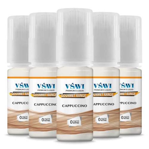 VSAVI 100% VG e-liquid cappuccino 50ml