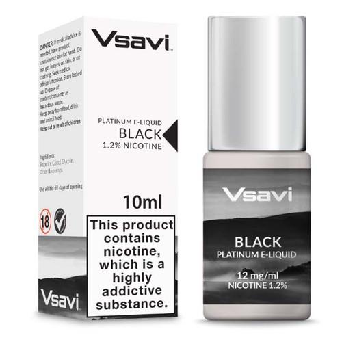 Black Tobacco V2 Platinum E-liquid