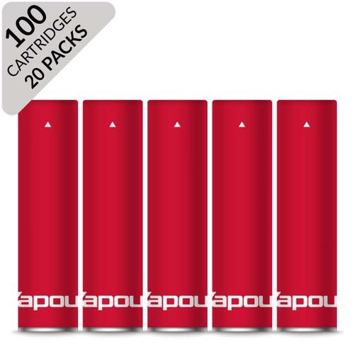 Vapour2 Classic Cartridges x 100 V2 Red